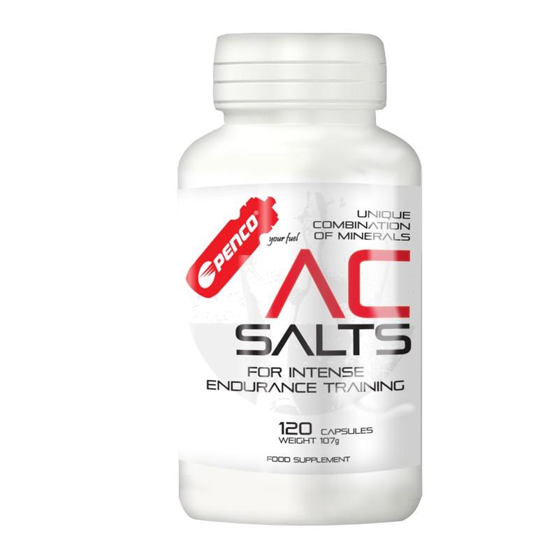 Minerály proti křečím  AC SALTS  120 tobolek č.1