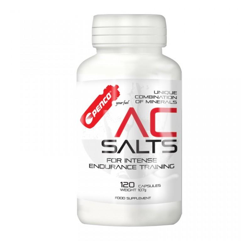 Minerály proti křečím  AC SALTS  120 tobolek