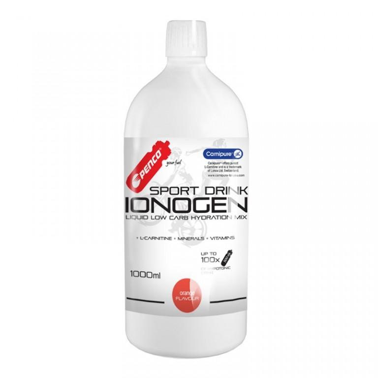 Iontový nápoj  IONOGEN 1000ml   Různé příchutě č.2