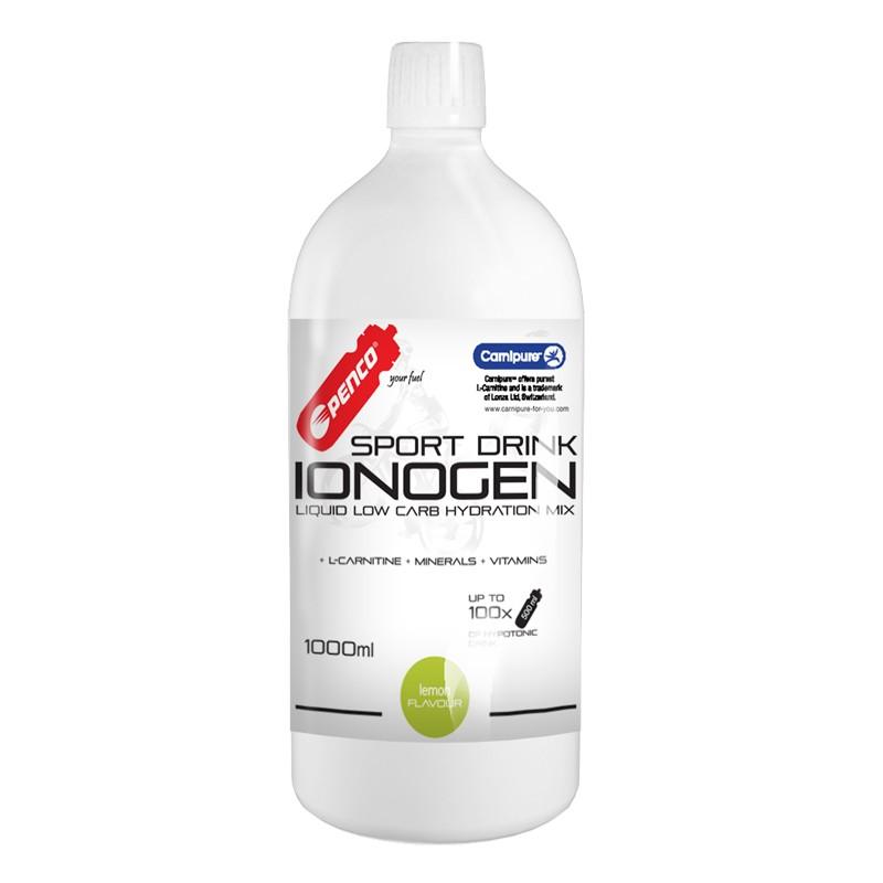 Iontový nápoj  IONOGEN 1000ml   Různé příchutě č.3