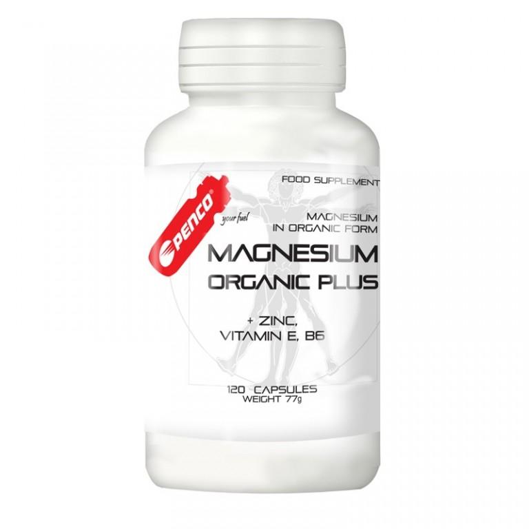 Organický hořčík  MAGNESIUM ORGANIC  120 tobolek