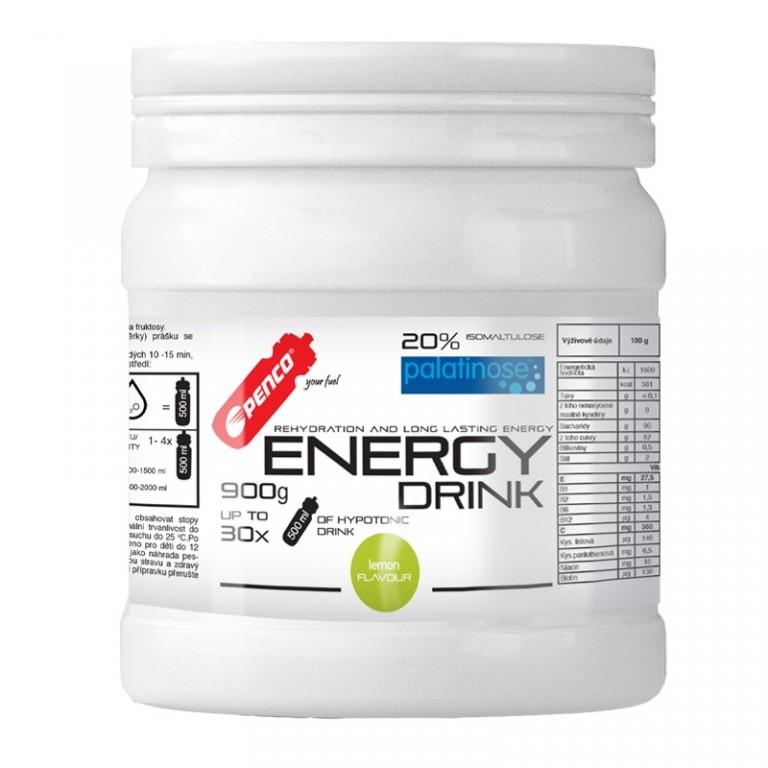 Iontový nápoj  ENERGY DRINK 900g  Citron