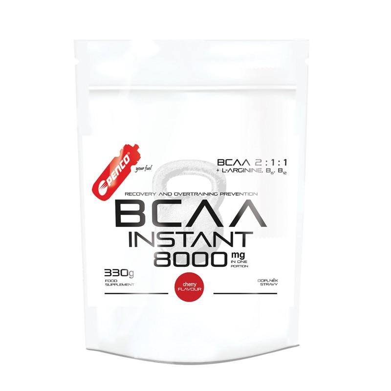 Aminokyseliny  BCAA INSTANT 8000  Třešeň, 330 g č.1
