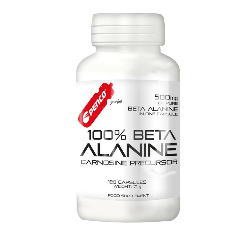Aminokyseliny   BETA ALANINE   120 tobolek č.1