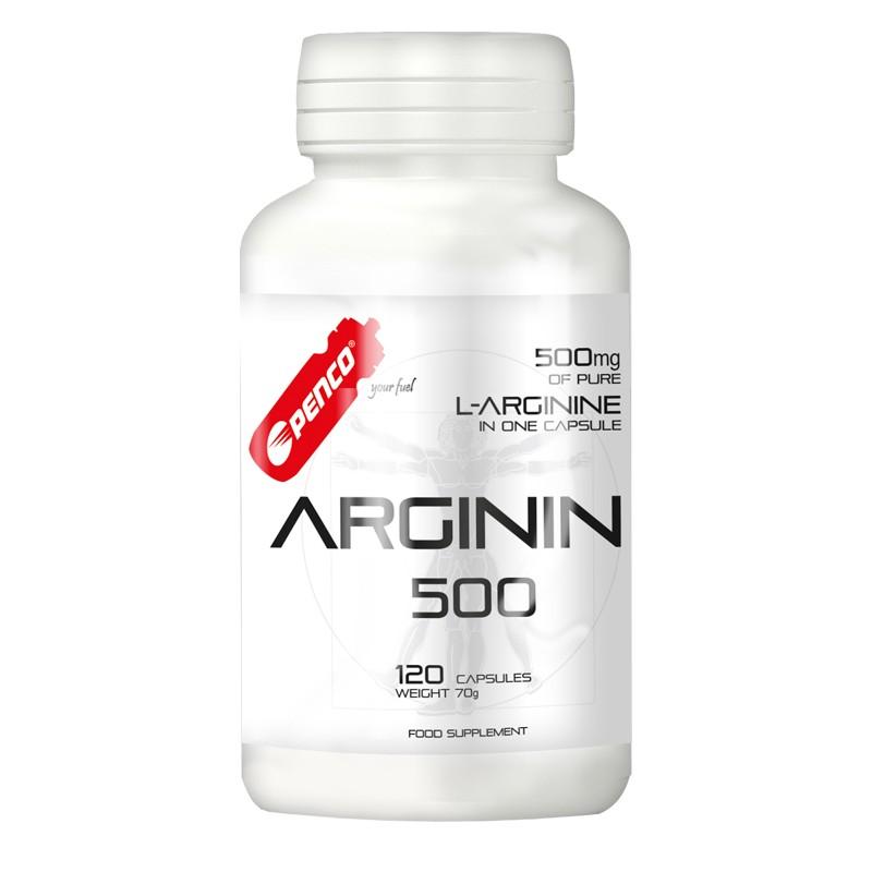 Aminokyselina  L-ARGININ 120 tob  č.1